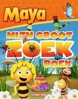 Boek Maya: groot kijk- en zoekboek