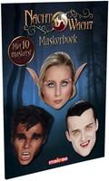 Maskerboek Nachtwacht: 10 maskers