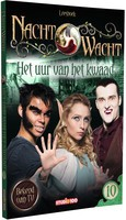 Boek Nachtwacht: Het uur van het kwaad