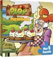 Boek Plop: Puzzelboek