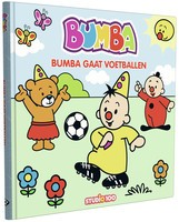 Boek Bumba: Bumba voetbalt