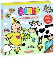 Boek Bumba foam: Boe doet de koe