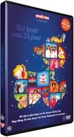 Dvd Studio 100: het beste van 25 jaar Studio 100 (2dvd)