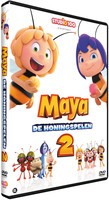 Dvd Maya: de honingspelen