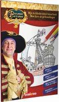 Kleurboek Piet Piraat: kribbelkrabbel