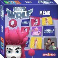 Memory 100% Wolf