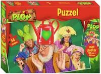 Puzzel Plop met poster: 54 stukjes