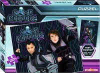 Puzzel Gamekeepers: 204 stukjes