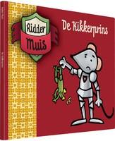 Boek Ridder Muis: De Kikkerprins