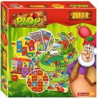 Spel 20 in 1 Plop: o.a. domino/lotto