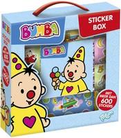 Sticker box Bumba ToTum: 600+ stickers