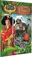 Stickerboek Piet Piraat: Dino